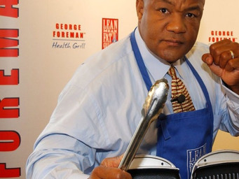 George Foreman Grill: $25 and after all these years still 'packs a punch'
