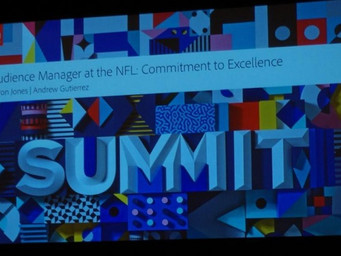 Adobe Summit: NFL doesn't need a 'Hail Mary' to get benefits from data