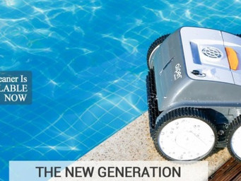 Your summer just got easier with a new wireless smart pool cleaner