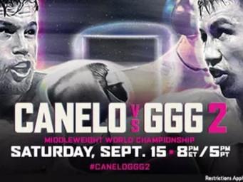 Sling TV offering Canelo vs. GGG 2