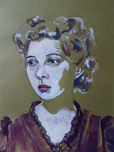 Female Heroes:  Leonor