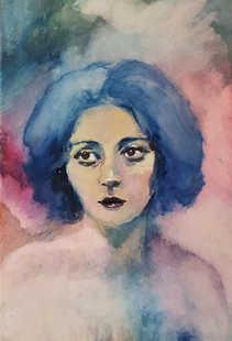 Blue Tallulah