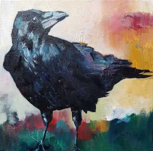 I am Crow