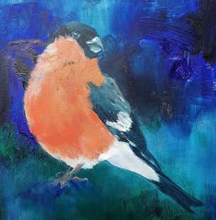 Mr Bullfinch