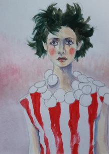 Circus Girl 1