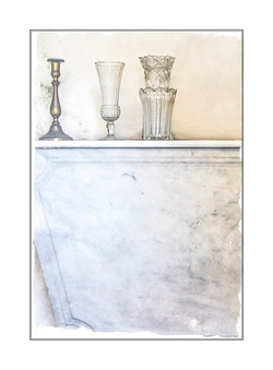 marble mantle