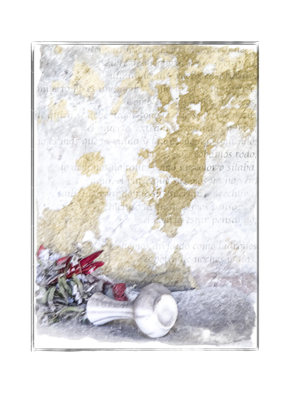 fallen vase