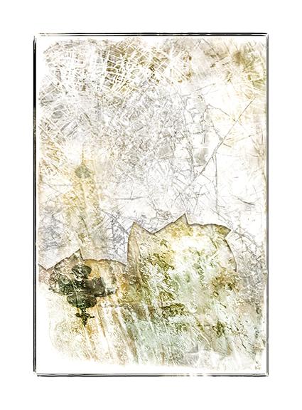 ceiling fixture#2-broken glass-32_x22_