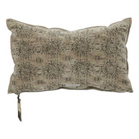 Ecorce Jacquard Kilim Cushion