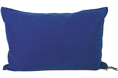 Cobalt Cushion