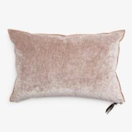 Blush Royal Velvet Cushion