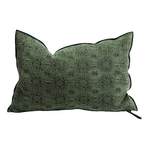 Avocat Jacquard Kilim Cushion