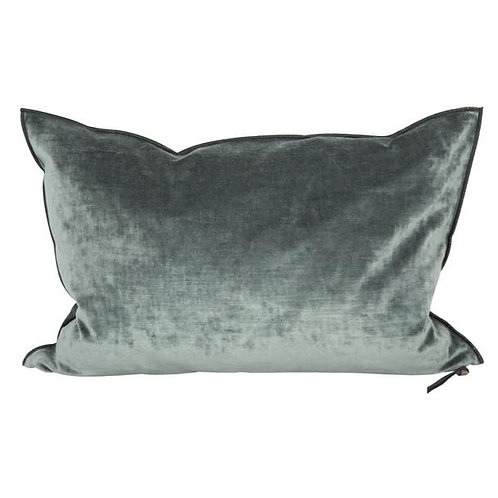 Canard Royal Velvet Cushion