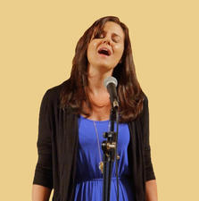 """Diana sing """"What I Did for Love"""""""