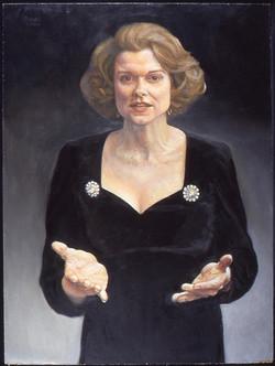 Portrait by Jerry Dienes