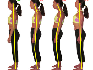 Posture: Aligning yourself for good health