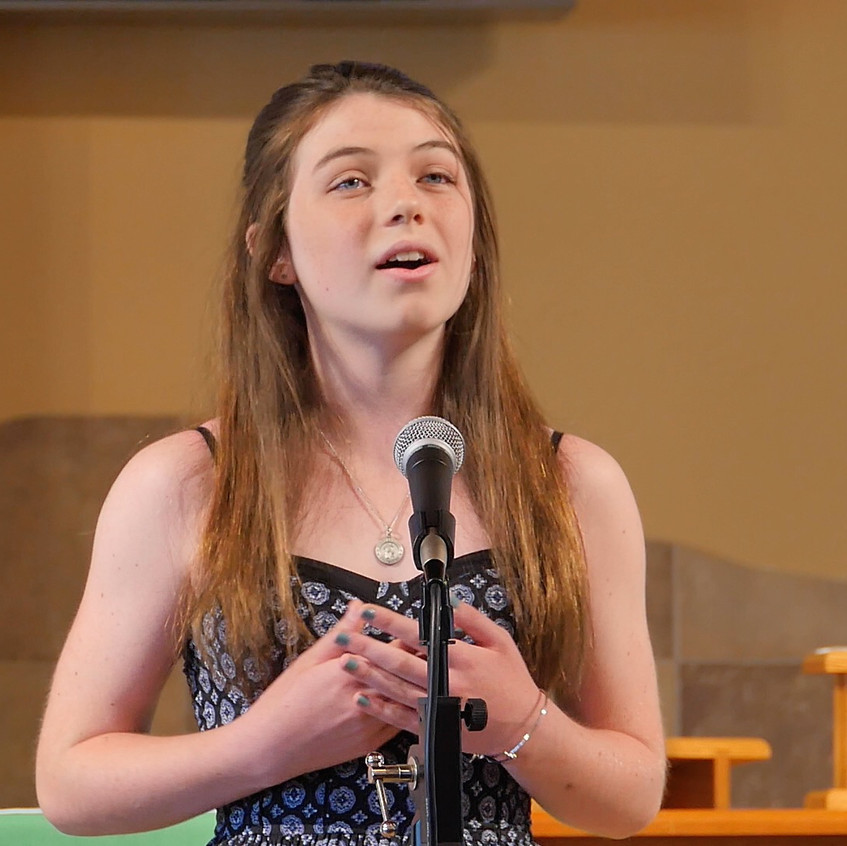 17 Haley Bisson