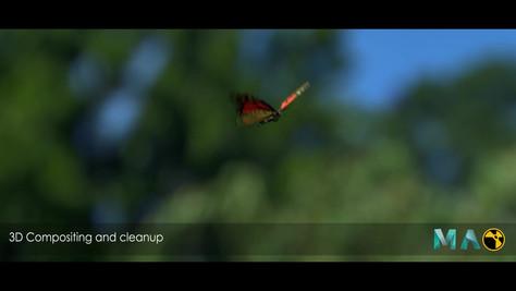 Butterfly Effect - VFX Breakdown