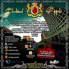 Back Cover. Mixtape Christmas 2014. Avai