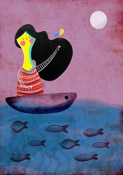 Danza a la luna