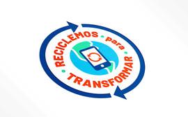 Logo Reciclemos para Transformar - Entel