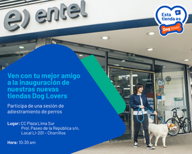Mailing Dog Lovers - Entel