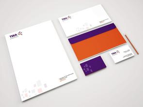 Diseño papelería e imagen - TIXA