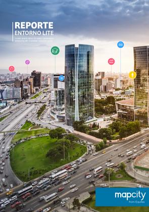 Diseño reporte - Mapcity