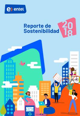Reporte de Sostenibilidad Entel 2018