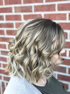 Hair Painting Balayage