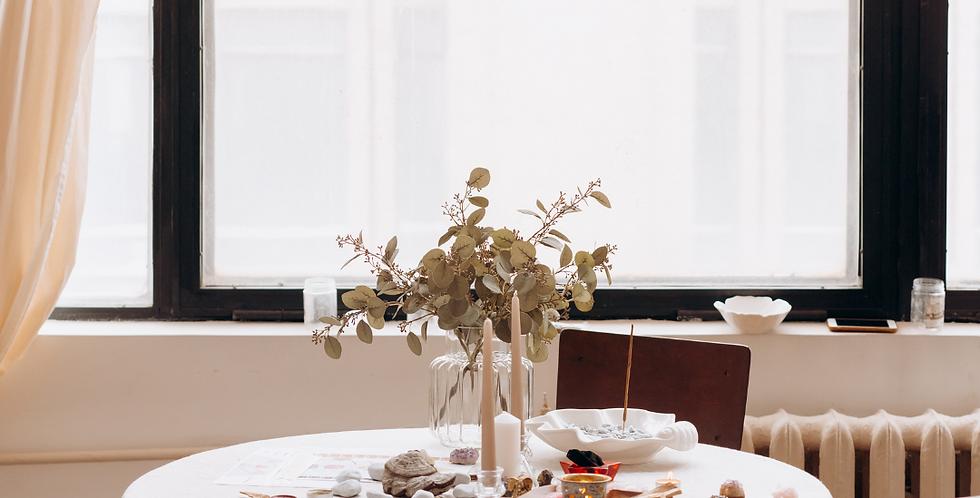 Nappe de table confection jacquard