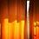 Thumbnail: Rideaux 100% coton demi nattée OEKO-TEX