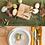 Thumbnail: Chemin de table 100% lin