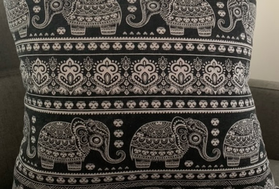 Housse de coussin INDIA 45x45 cm