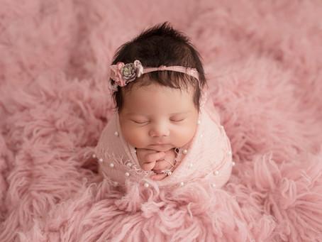 Cual es la diferencia entre las distintas opciones para la sesión de mi recién nacido?