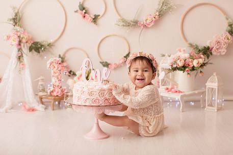 sesion smash the cake