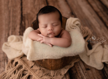 Fechas recomendadas para sesión de recién nacido?
