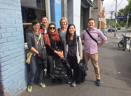Volunteering in the Community with Acupuncture