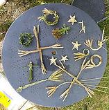 étoiles anges et couronnes de Noël 2 dec