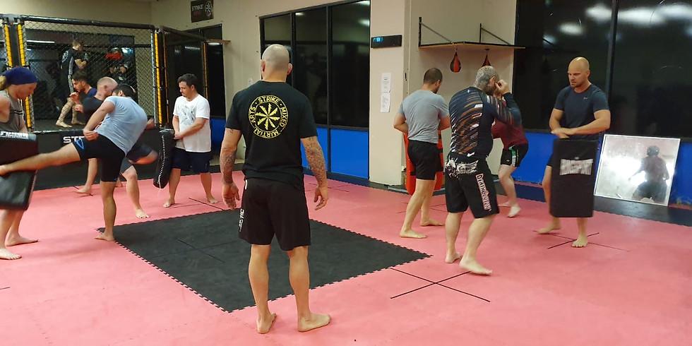 Adults Beginner MMA Program