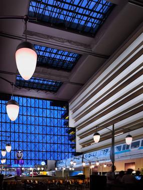 Disney Contemporary Resort - Concourse.j