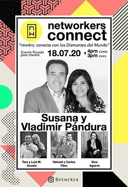 Connect Susana y Vladimir Pandura ByN.jp