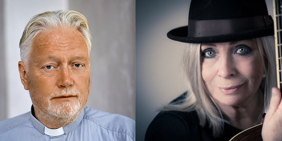 KVÄLL FÖR LIVET#1 med Olle Carlsson & Marie Bergman i Eric Ericsonhallen