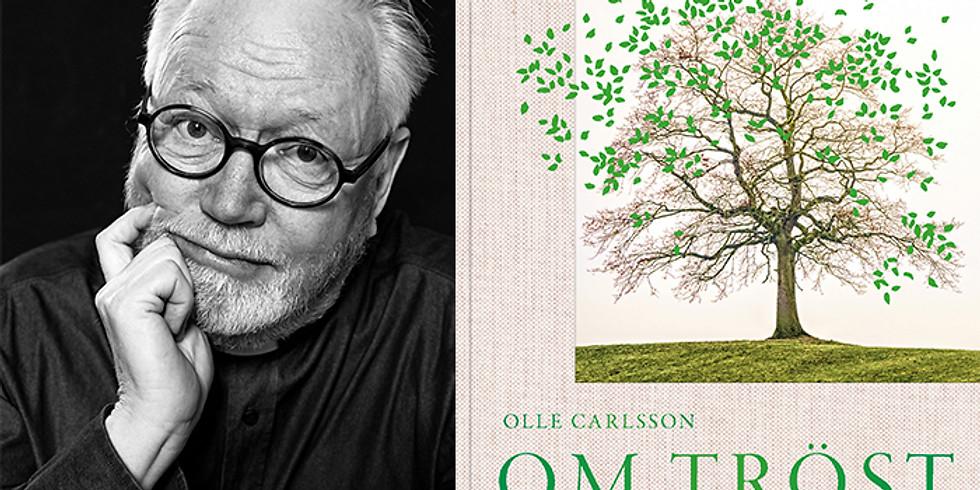 Om tröst, hopp & livsmod – Föreläsningsserie med Olle Carlsson