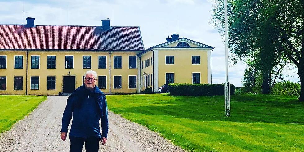 LIVSSTEGEN RETREAT  med Olle Carlsson på Frötuna herrgård