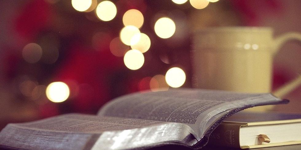 Bibelklubben Drop in - Online onsdagkvällar