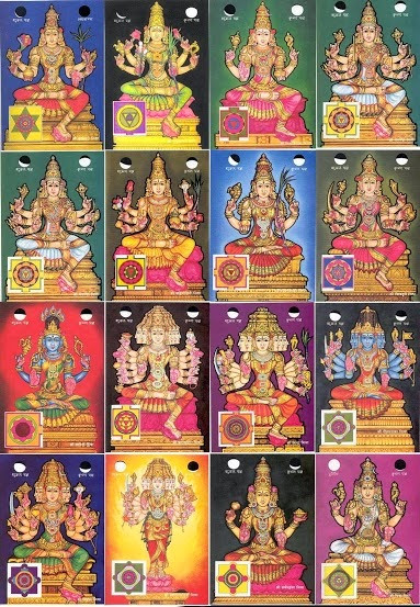 WHAT IS THE MYSTERY OF FIFTEEN NITYAS OF SRI YANTRA? PART-02...SRI VIDHYA SADHANA -11