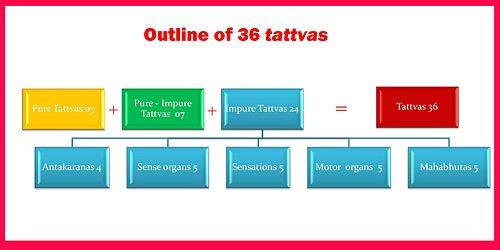 WHAT IS THE  SIGNIFICANCE  OF   24 TATTAVS(ACCORDING TO SANKHYA DARSHAN )? SEVEN BODIES-04