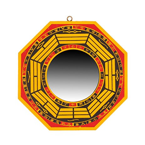 HOW TO USE A FENG SHUI BAGUA MIRROR?