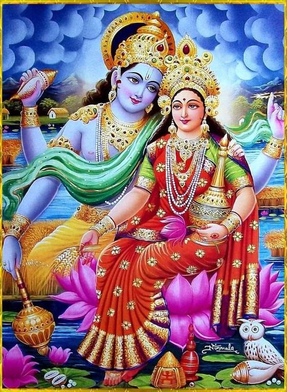 क्या  है ऋग्वेद श्री सूक्त (16 Mantras)की महिमा?